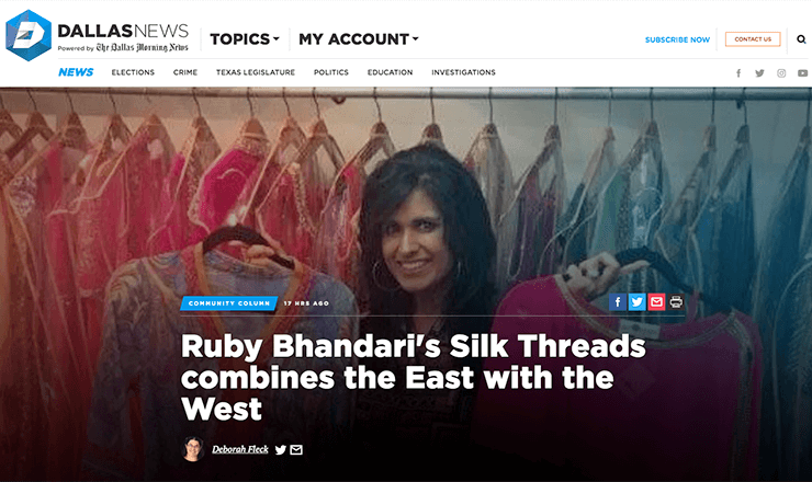 Dallas-morning-news-Silk-threads